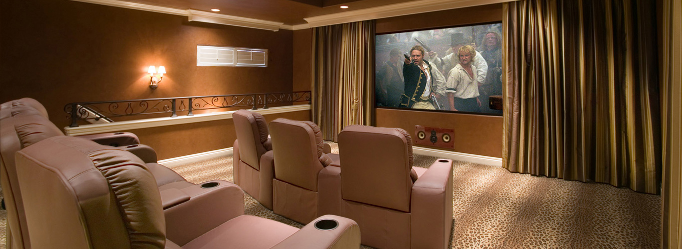 Starhomecinema Interior. Home Theater Interior Solutions Part 39