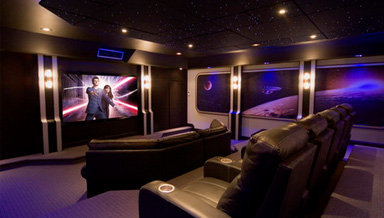 Home Theater interior Products