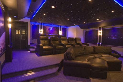 Home Theater Dubai Home Cinema Movie Theater Interior