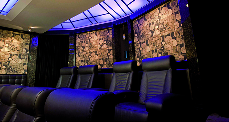 Home theater products Interior suppliers