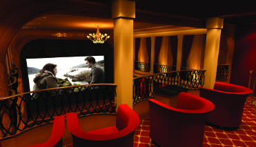 home theater Interior solutions